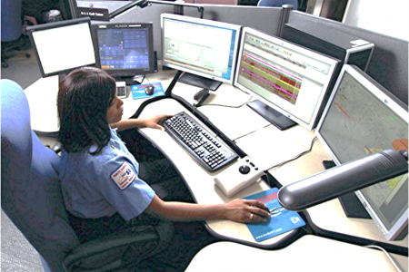 911 Dispatch Operator