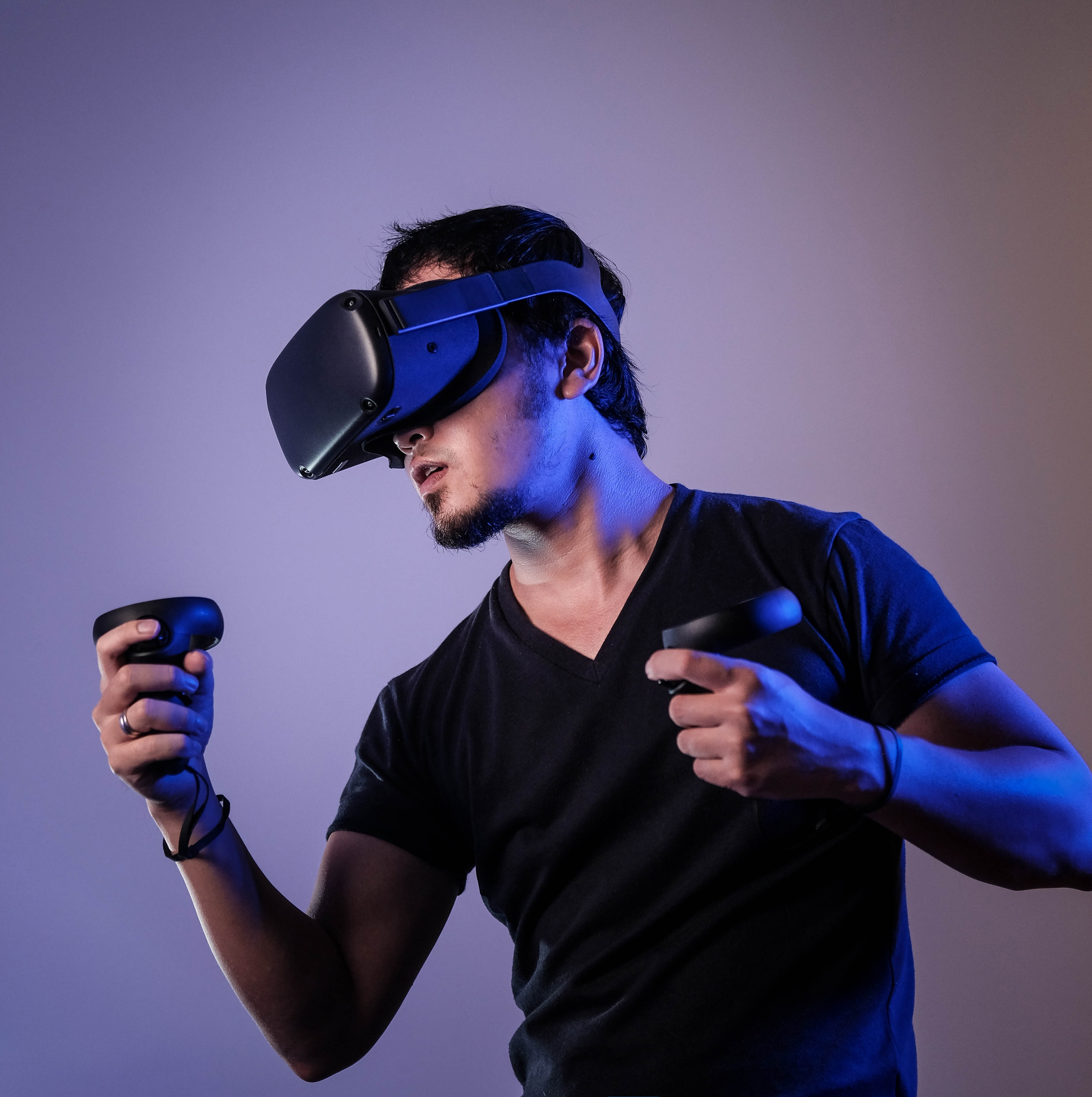 Virtual Reality Work Place Training